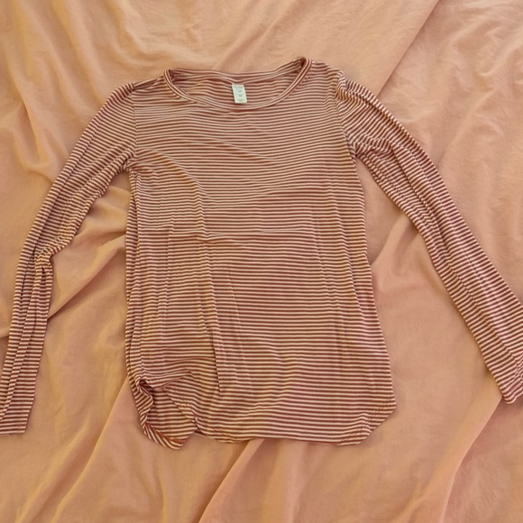 Old Navy Tops - Old Navy long sleeve striped shirt